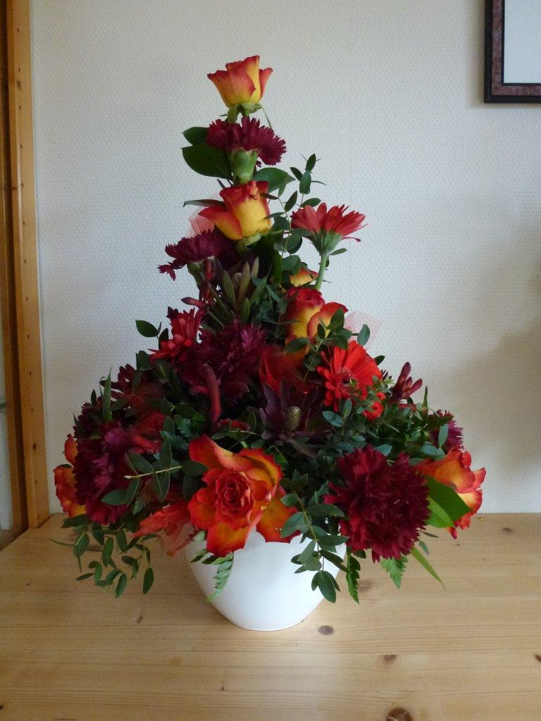 IB-008 | Mille-fleurs in oasis   Anne van L