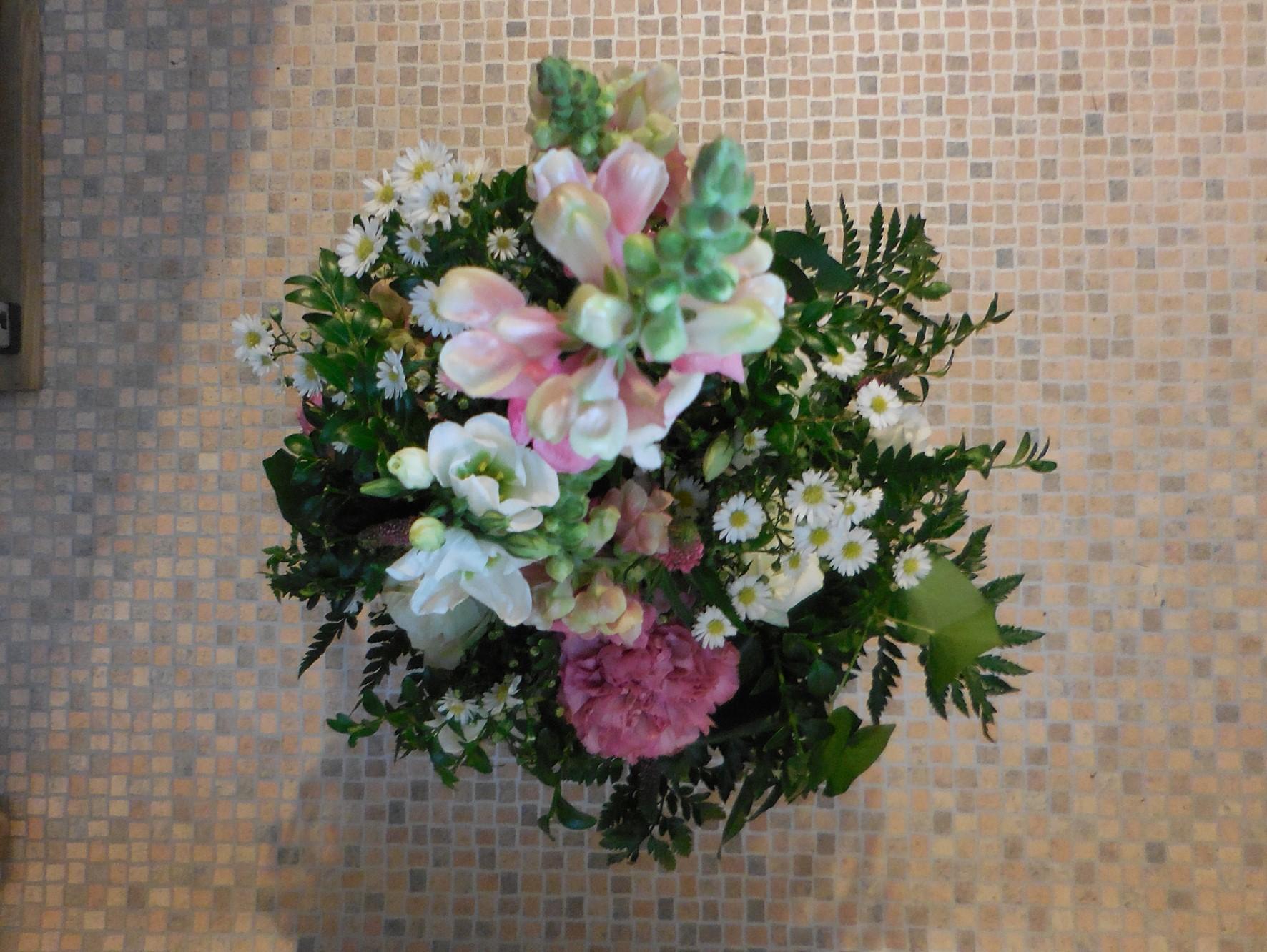 VO-042 | Mille-fleurs - in gaas   Multiflora
