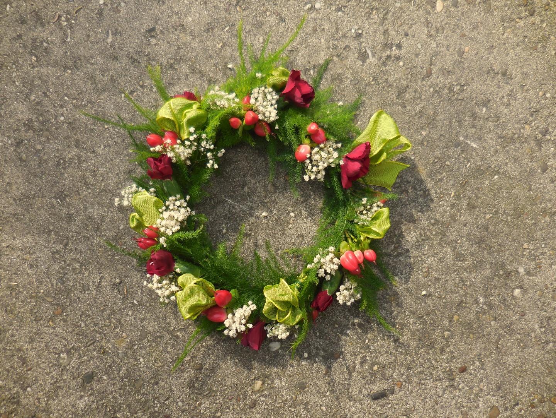 VO-038 | Haardiadeem - Maagdenkrans   Multiflora