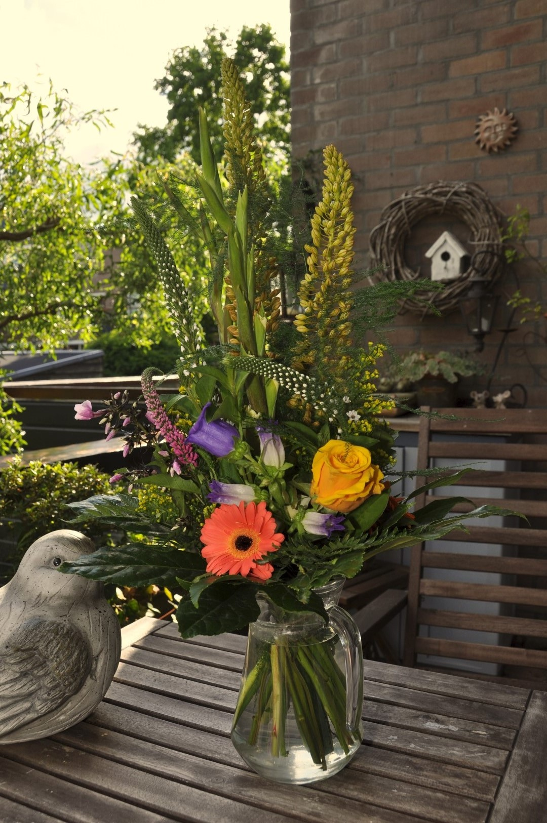 IB-045 | Moederdag Mille-fleurs