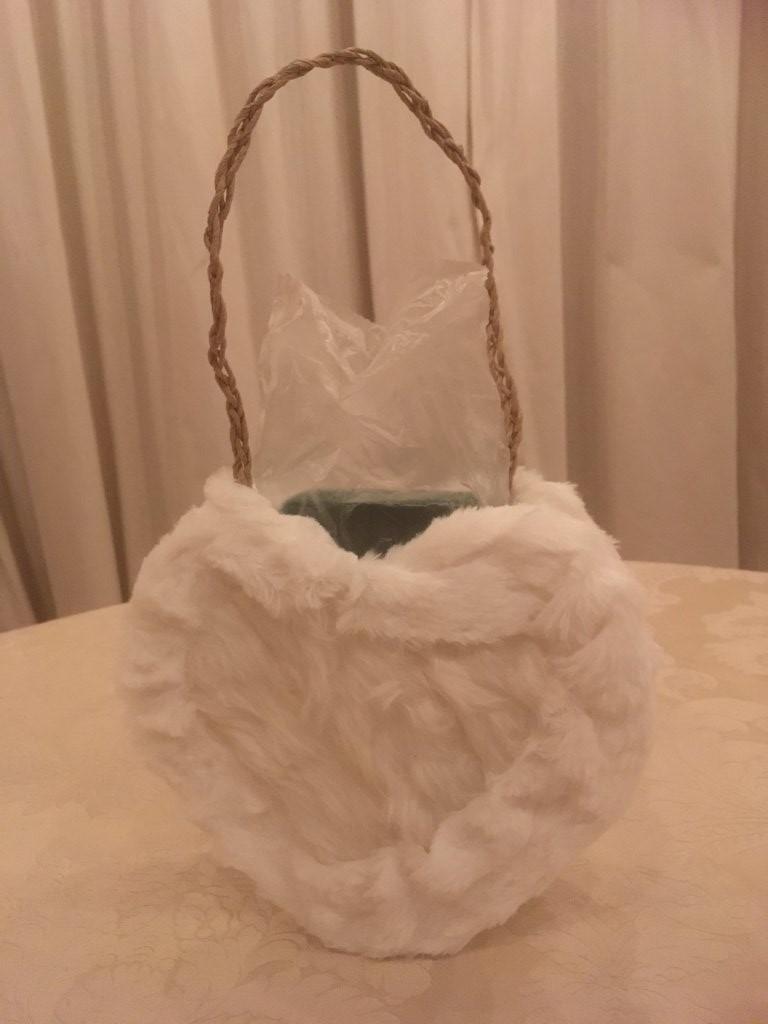 VO-008 | Druppel bruidsboeket - in oasis
