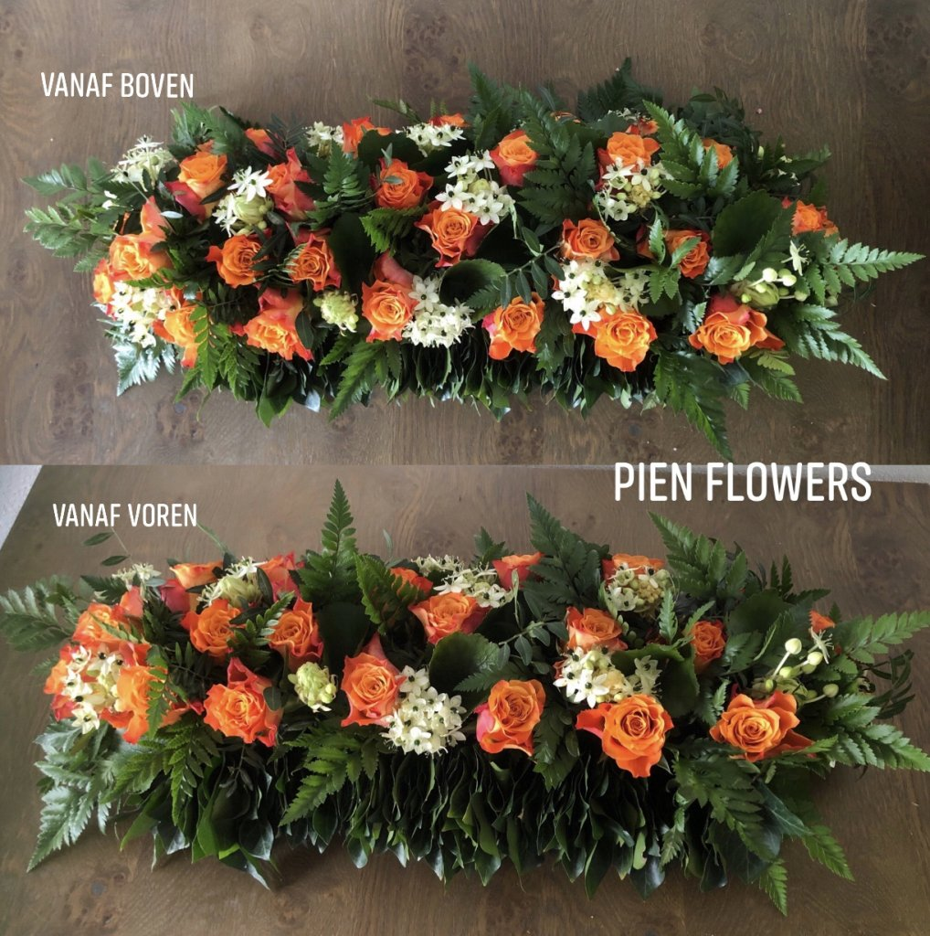 IB-093 | Decoratief tafelarrangement   PienFlowers