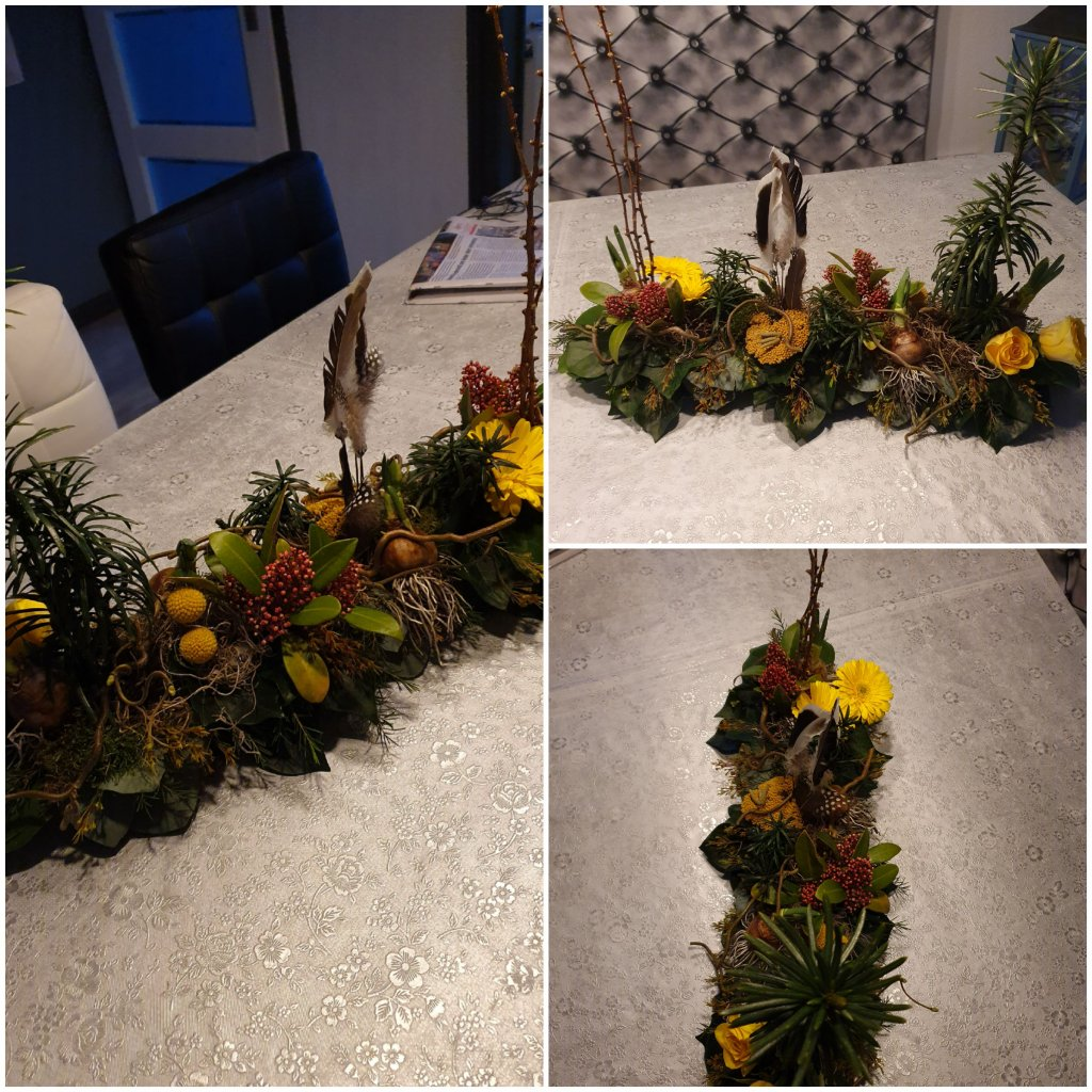 VO-013 | Tuintje - in oasis table deco   Marion t W