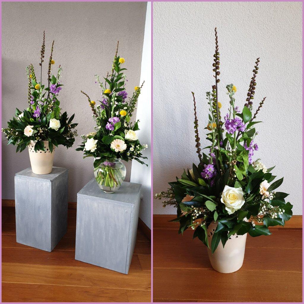 VO-042 | Mille-fleurs - in gaas   Ine CR