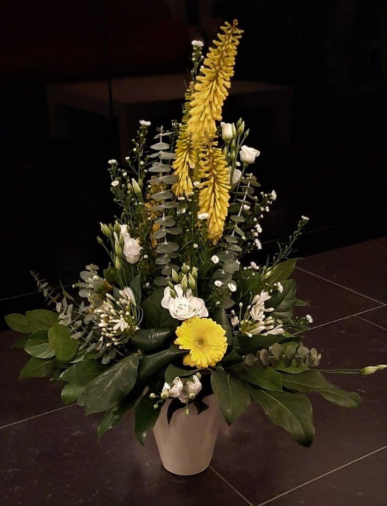VO-042 | Mille-fleurs - in gaas   Leone K