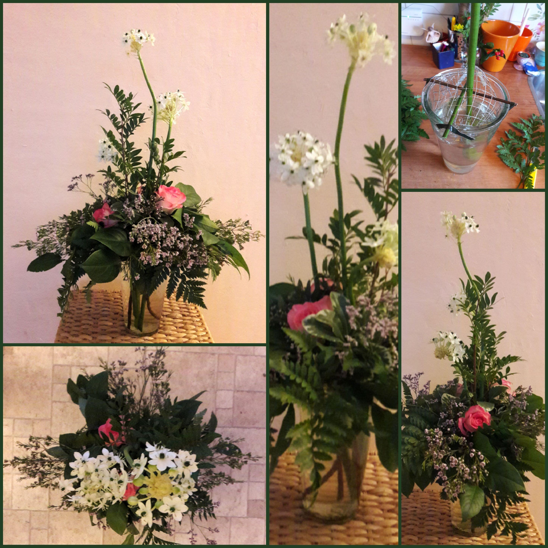 VO-042 | Mille-fleurs - in gaas   Vlijtig liesje