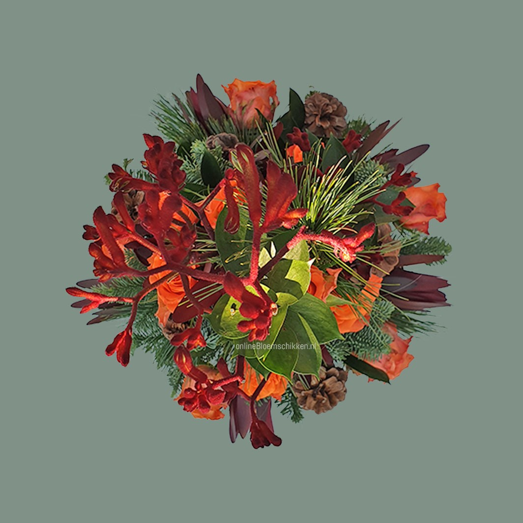 IB-008 | Mille-fleurs in oasis