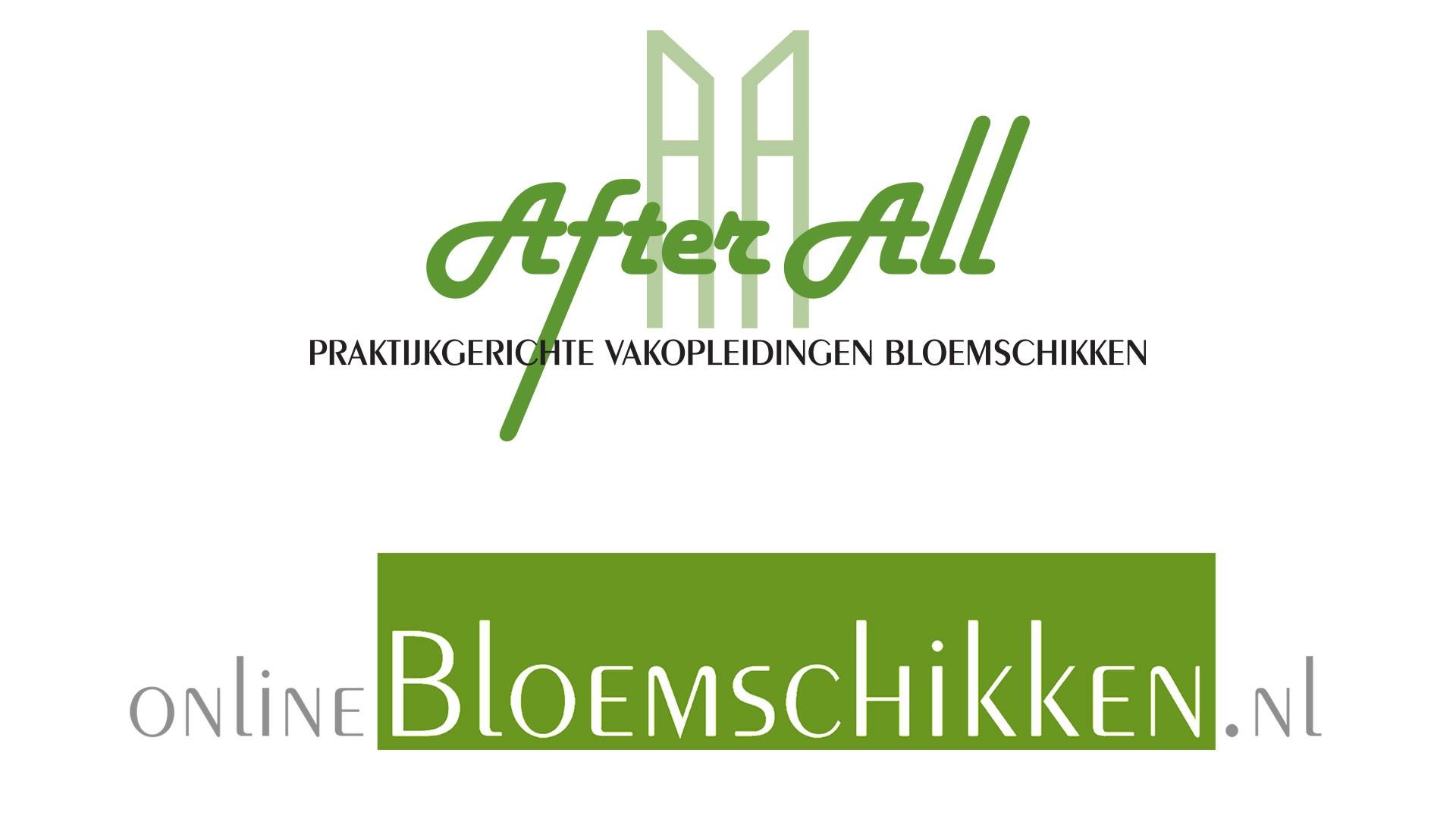 after all en onlineBloemschikken.nl