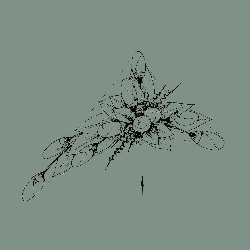 VO-036 | Bruidsboeket - lineair