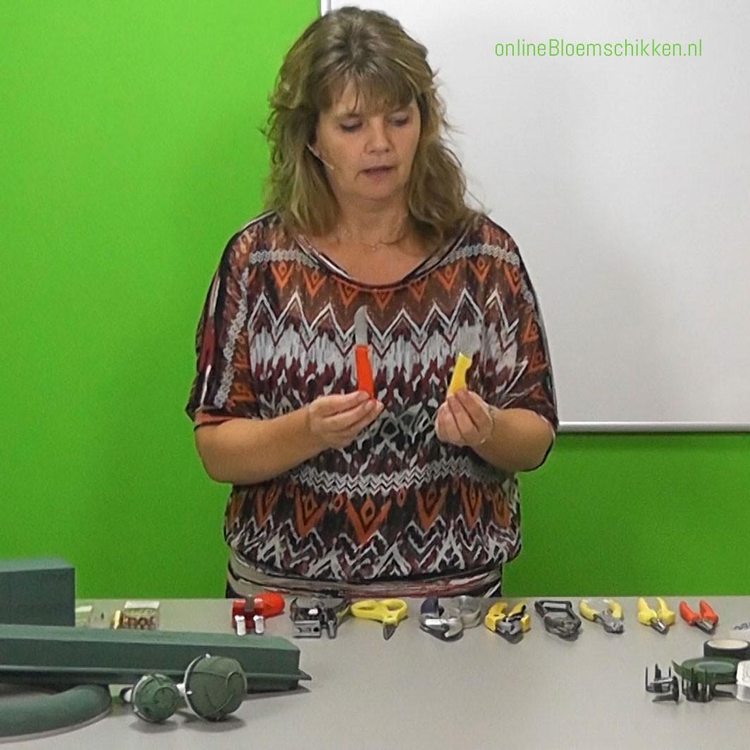 BG-002 | Gebruik van gereedschappen